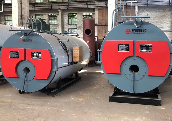燃油燃气蒸汽锅炉2