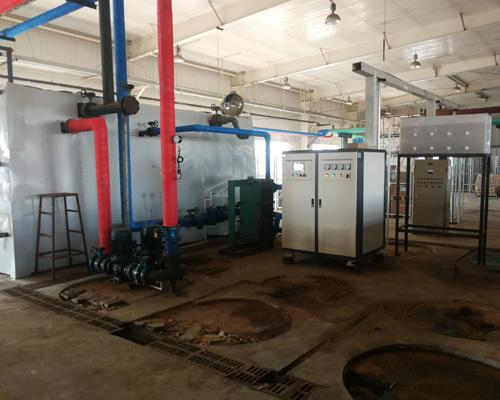 食品厂500公斤燃气蒸发器
