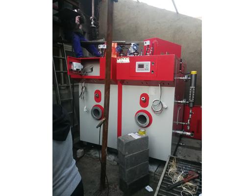 浴池汗蒸300公斤燃气蒸发器2