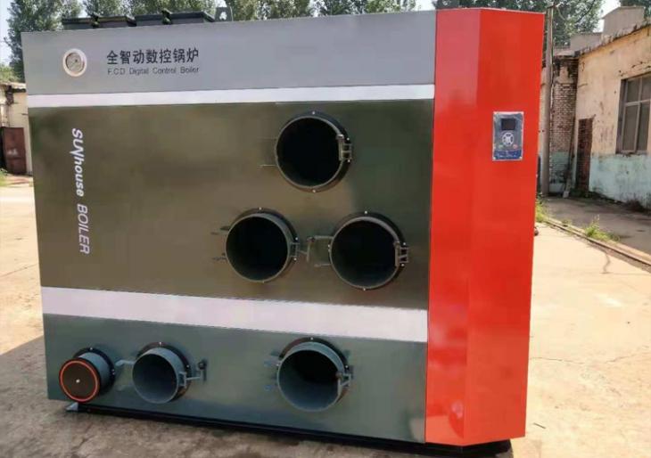 智能数控环保锅炉