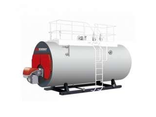 卧式燃气冷凝式锅炉